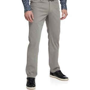 NWT Peter Millar 34/34Twill Taupe Pants